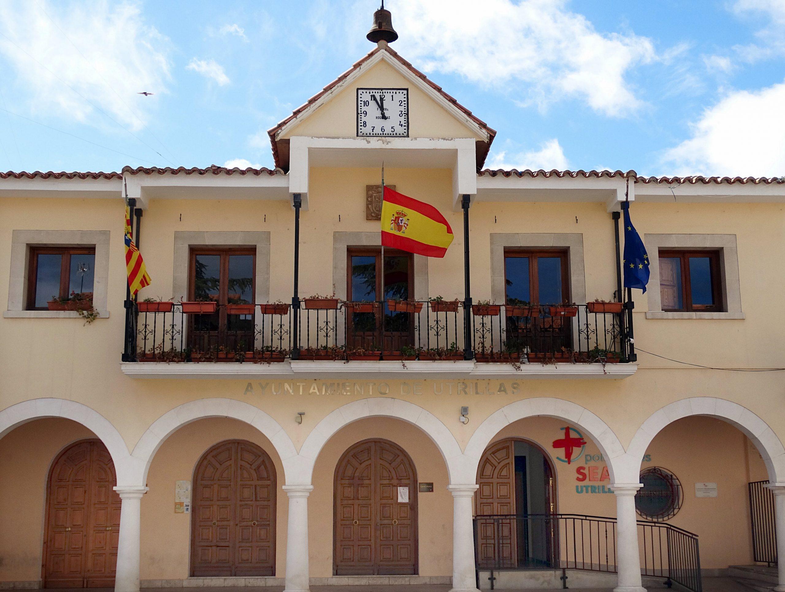 Ayuntamiento Utrillas